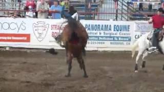 Redding Rodeo opening night