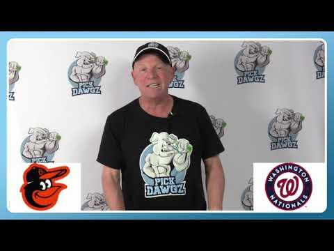 Washington Nationals vs Baltimore Orioles Free Pick 8/8/20 MLB Pick and Prediction