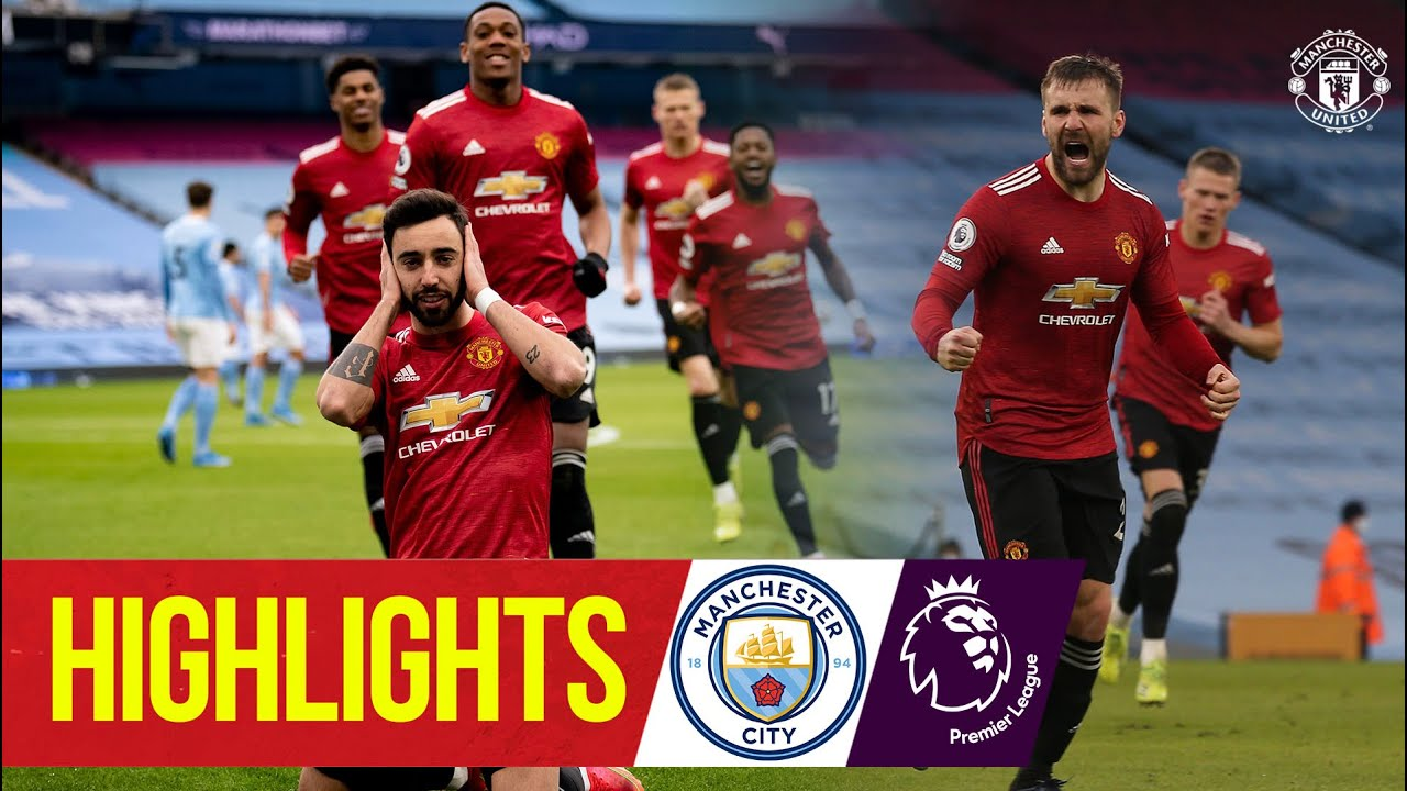 Download Superb Reds Claim Derby Day Honours | Manchester City 0-2 Manchester United | Premier League