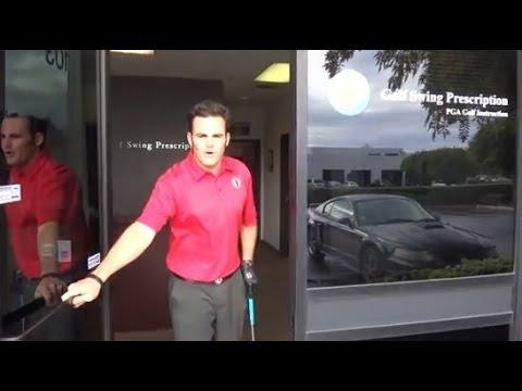 Golf Lessons Orange County - Golf Swing Prescription Store Tour