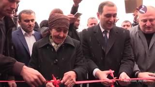 Армяне в Ахалкалаки празднуют новую школу. Гумбурдо. Джавахк.