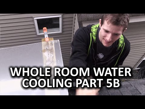 Whole Room Water Cooling Part