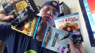Hardcore Henry Bluray The Boss Bluray Bluray Collection Update New Release Tuesday 07-26-2016   Destination Station