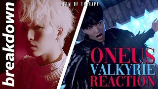 "Producer Breaks Down: ONEUS ""Valkyrie"" MV"