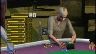 World Championship Poker 2 - Challenge the Pros Video