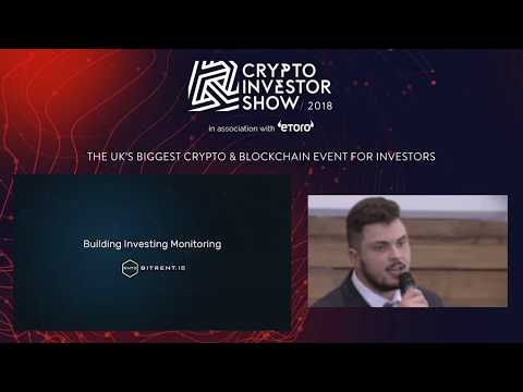 Bitrent | KR1 Stage | Crypto Investor Show