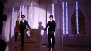 踊る大捜査線とマイケルジャクソンで踊る 結婚式余興の一部をご報告します.