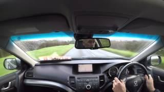 DA09XGX ( ROAD TEST ) HONDA ACCORD EX 2.2 DTEC AUTO TOURER