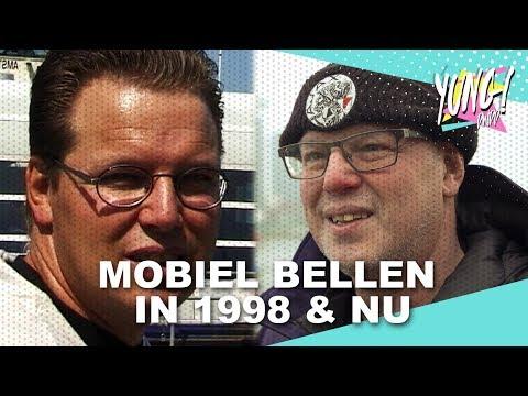 MOBIEL BELLEN: 1998 vs NU | YUNG DWDD