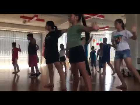 Toca toca kids Zumba Vietnam