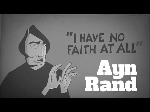 Ayn Rand On Love And Happiness | Blank On Blank