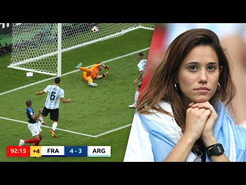Top 5 Most Thrilling Matches of the 2018 World Cup