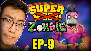 SUPERMAN! бишээ SUPER ZOMBIE! (Plants vs Zombies EP-9) w/@Alienx Mongolia @cbRa
