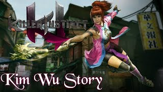Killer Instinct Kim Wu Story Mode