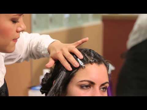 Hairwave Styles With Gel : Hair Styling & Gel