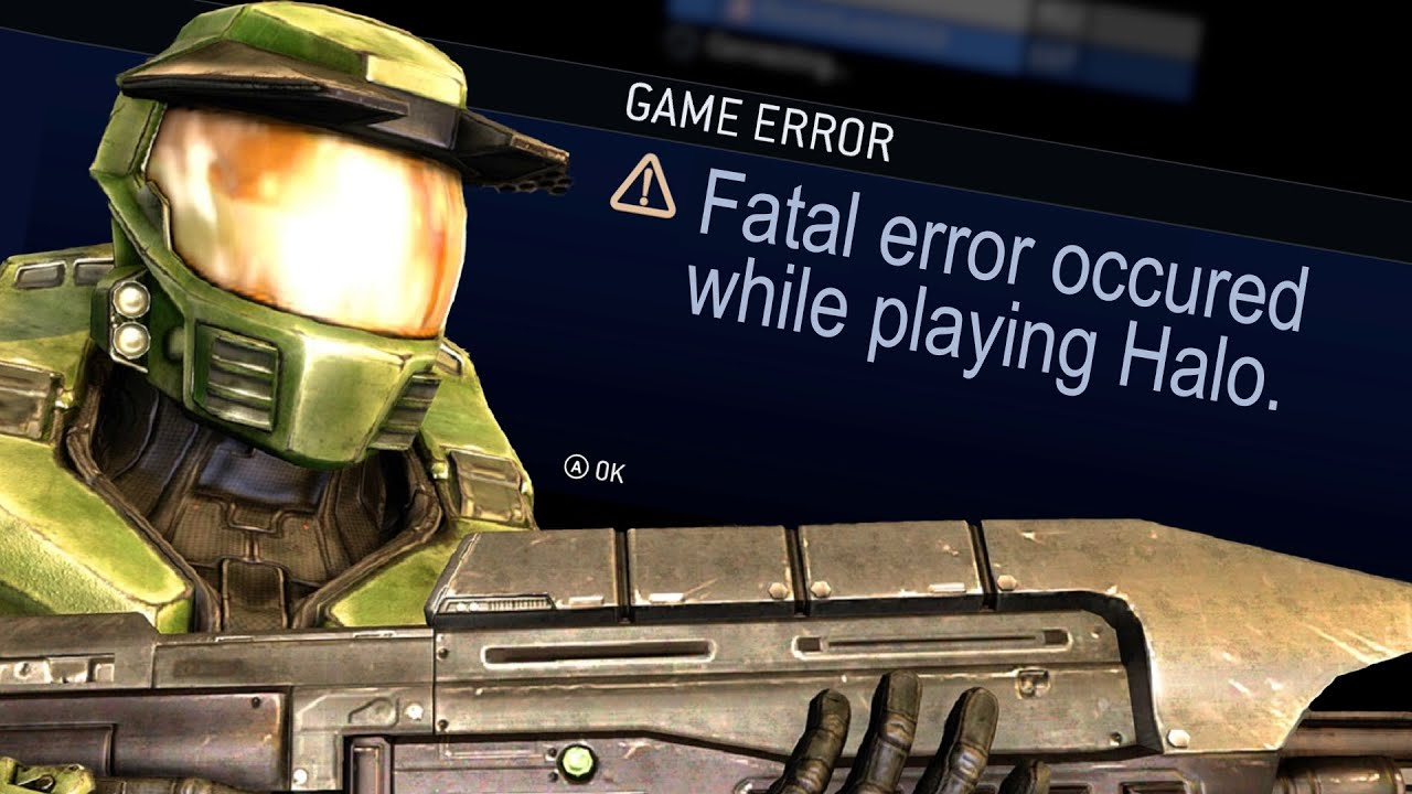 We Tried Glitching Halo Until It Crashed
