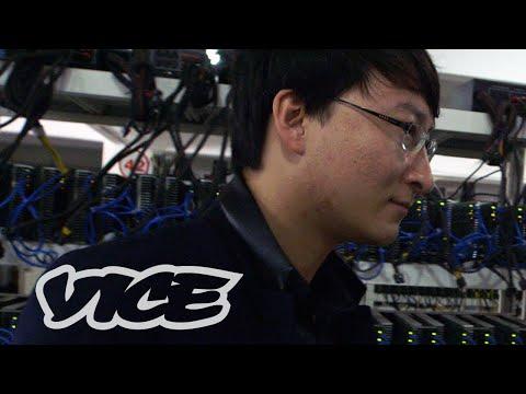 Inside A Secret Chinese Bitcoin Mine
