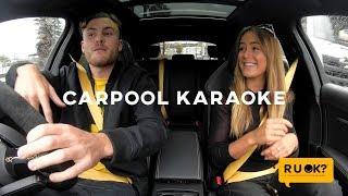 Sam Evans x R U OK? Day - Carpool Karaoke OUTTAKES