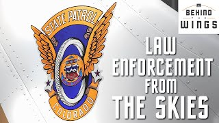 Law Enforcement from the Skies | Behind the Wings