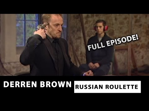 Russian Roulette Stunt - Derren Brown