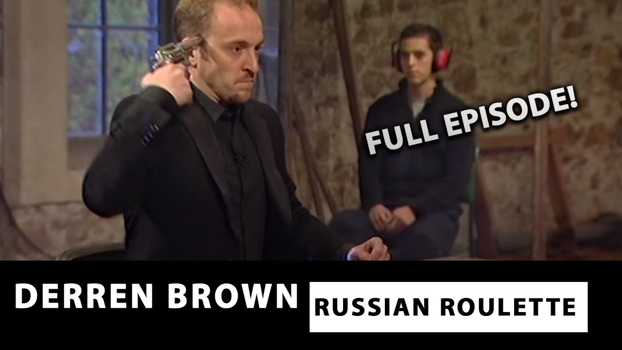 Youtube Derren Brown Russian Scam 61