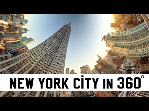 NEW YORK CITY in 360!