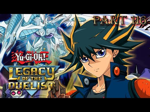 Yu-Gi-Oh! Legacy of the Duelist - Part 116: Ready, Set, Duel |