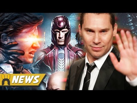 Bryan Singer Steps Away From XMen Franchise, and MORE!