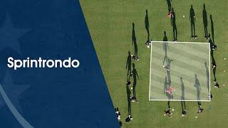 Sprintrondo – Fußballtraining am Deutschen Fußball Internat