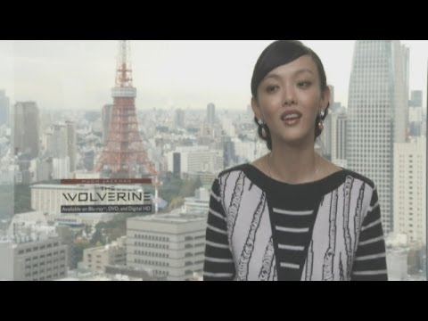 The Wolverine: Rila Fukushima on stunts and karaoke