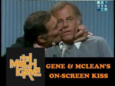 Match Game  Gene & McLean's OnScreen Kiss