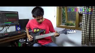 Baixar Tabir Kepalsuan l Guitar Cover By Hendar l