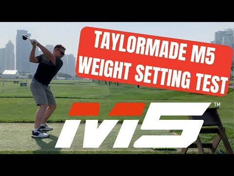 taylormade-m5-weight-adjustment-test...-does-it-make-any-difference?