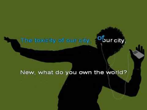 SOAD Toxicity - Karaoke