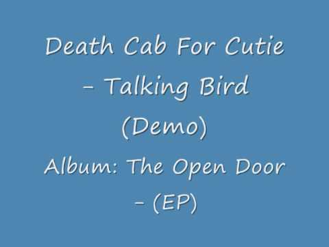 Death Cab For Cutie - Talking Bird (Demo)