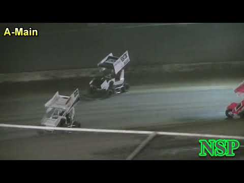 July 14, 2017 Clay Cup Nationals 600 Mini Sprints A-Main Deming Speedway