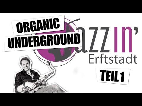JAZZIN - Organic Underground Teil1
