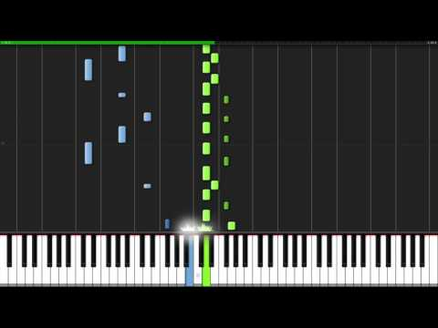 Hey There Delilah - Plain White T's [Piano Tutorial] (Synthesia) // Fontenele NXT