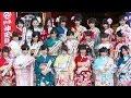 川栄李奈ら「AKB48」新成人メンバー22人が振り袖姿 「平成27年 AKB48グループ成人式…