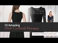 10 Amazing Midi Cocktail Dresses Amazon Fashion Collection