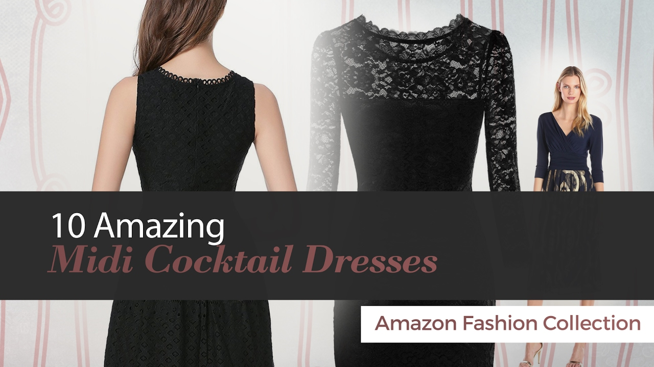 Cocktail dresses amazon