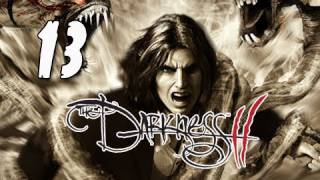 The Darkness 2 Gameplay Walkthrough - Part 13 Trapped in a Horror House Let