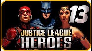 Justice League Heroes Walkthrough Part 13 (PSP, PS2, XBOX) Mission 10 : Escape the Dimension (1)