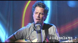 Audioslave - Black Hole Sun (Acoustic) * Stripped * Audio in HD 1080p