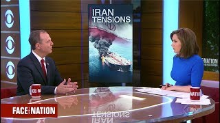 Rep. Schiff on CBS: Trump Has Isolated the U.S. From Allies on Iran
