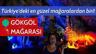 Türkiye'nin En Güzel Mağaralarından Biri Zonguldak GÖKGÖL MAĞARASI
