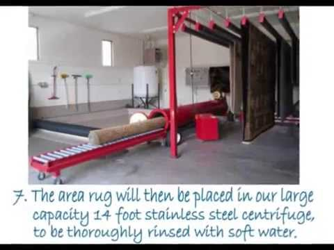 10 Step Area Rug Cleaning Washing