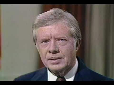 Excerpt from President Jimmy Carter's Farewell Address to the Nation (Carter Center)