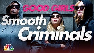 Crime Time with Beth, Ruby and Annie - Good Girls