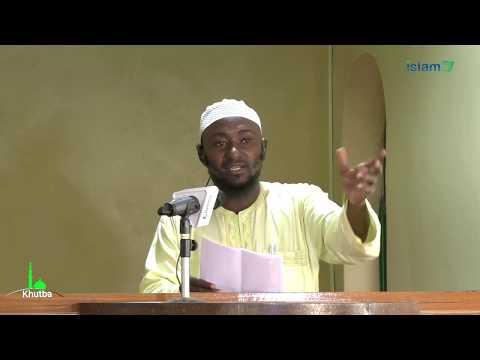 Khutbah du 20/12/19 LA CROYANCE DU MUSULMAN SUR LE PROPHETE INSA (JÉSUS)